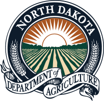 North Dakota Department of Agriculture Logo - Footer